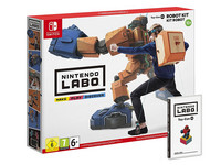 Nintendo Switch: Labo Robot Kit
