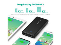 RAVPower 20000 mAh Powerbank