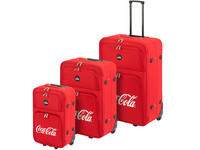Coca Cola Trolley-Set | 3-tlg.