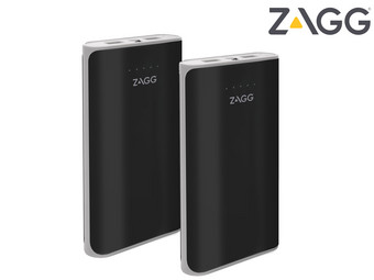 2x powerbank Zagg Ignition 12000 mAh