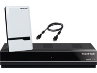 digiHD TT3 Receiver + Antenne 7 LTE