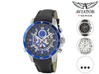 Aviator F-Series Herrenuhr