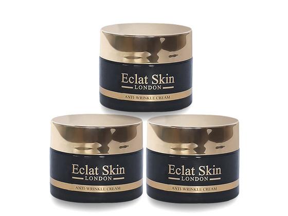 Korting 3x Eclat Skin Gold 24K Anti rimpel Crème