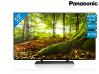"Panasonic 55"" 4K PRO HDR OLED Smart TV"