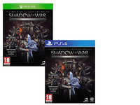 Middle Earth: Shadow of War (Silver Edition)