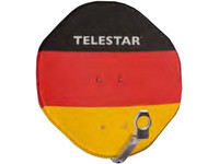 Telestar AluRapid 45 Fussball Edition Satelliten-R