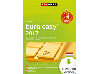 Lexware büro easy, Windows