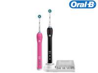 Oral B Smart 4900 elektrische Zahnbürste 2 Stück