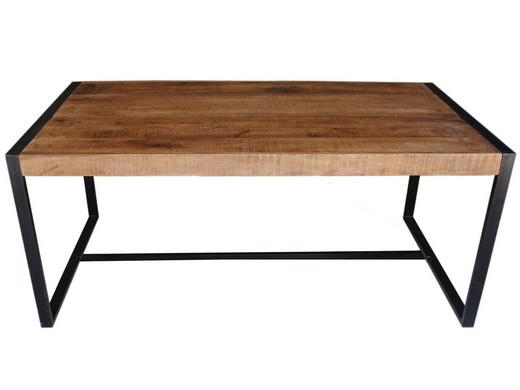 Eettafel 100 Cm.Vince Design Eettafel Industrial 220 X 100 Cm Internet S Best