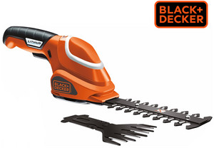 BLACK+DECKER Strauch- & Grasschere