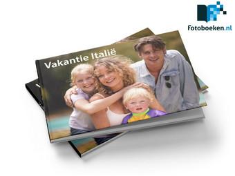 Voucher: A4 Fotoboek   110 Pagina's   Foto-omslag
