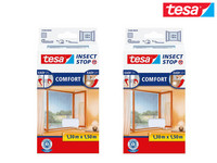 2 × Tesa Insect Stop Moskitiera