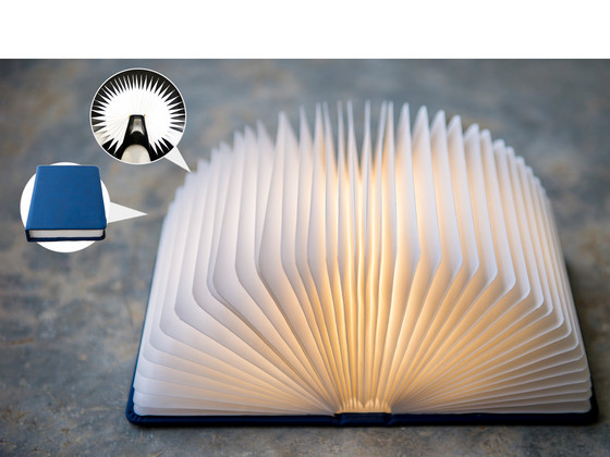Korting Zeuss XB 8 LED Lampboek