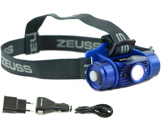 Korting Zeuss XP 5 LED Hoofdlamp