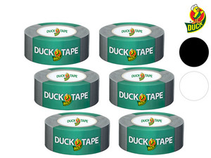 6x taśma Duck Tape Original | 25 m