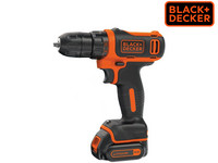 Black+Decker Compacte 10,8 Boormachine
