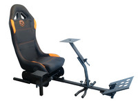 Gamingstuhl | Schwarz/Orange