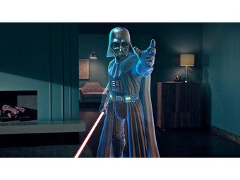 Lenovo Mirage: Star Wars Jedi Challenges Augmented