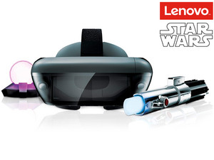 Lenovo Mirage: Star Wars Jedi Challenges