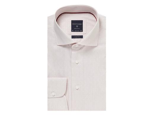 Profuomo Overhemd.Profuomo Originale Overhemd Striped Red Internet S Best Online