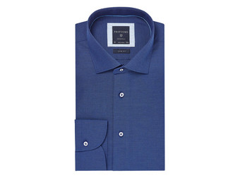 Profuomo Overhemd | Royal Blue
