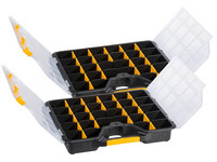 2x Allit EuroPlus Basic Toolbox | 20