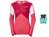 HH Merino 1/2 Rits Baselayer | Dames