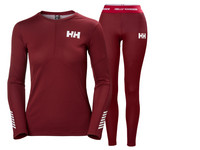 HH Lifa A. Baselayer-Set für Damen