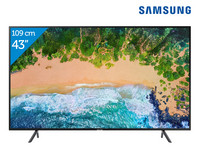 "Samsung 43"" UE43NU7120 4K Smart TV"