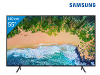 "Samsung 55"" UE55NU7100 4K Smart TV"