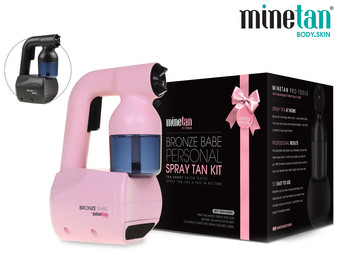 Minetan Personal Spray Tan Kit