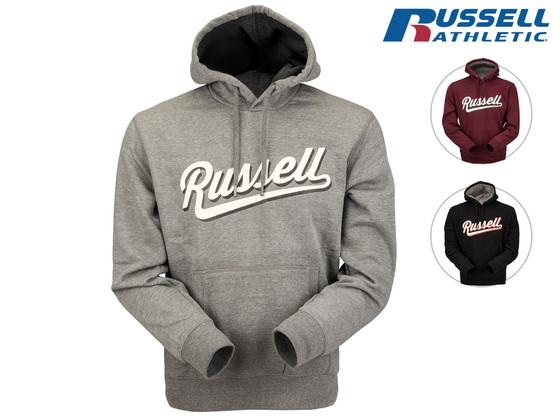 Warm en stoer. Met een hoodie van Russell Athletic sla je de bal nooit mis!  Meer Russell Athletic? NL | BE - iBOOD.nl