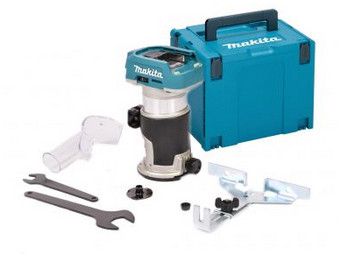Makita 18 V Freesmachine in Mbox
