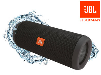 JBL Flip 3 Stealth Bluetooth Speaker