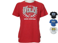 Everlast Mens CVC Tee Sports