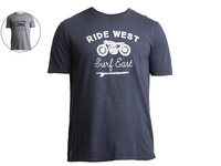 T-Shirt Tonn Organic Ride West