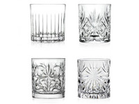4x RCR Mixology Whiskyglas