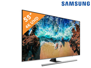 "Samsung 55"" 4K Smart TV (100 Hz)"