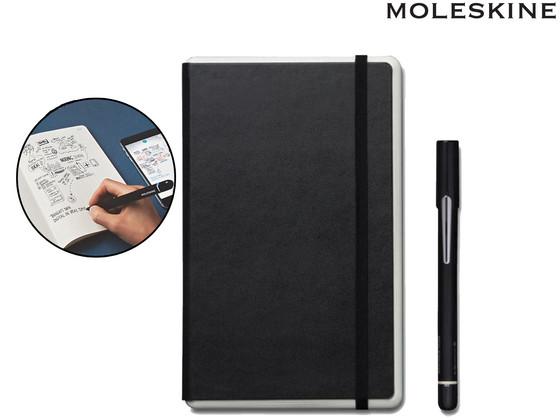 Moleskine Smart Schrijfset | Paper Tablet met Pen+ - iBOOD.nl