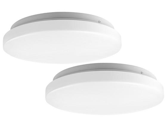 2x LED apos s Light LED Plafonnière