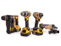 DeWalt Powertool Set | 18 V | 3x 5.0 Ah Accu