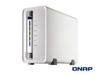 QNAP 2 Bay home & SOHO NAS for backups and sharing