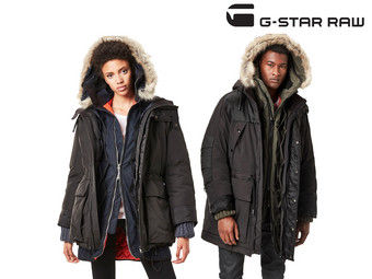 G-Star 2-in-1 Winterjas