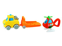 TinyToys Chopper and Pully