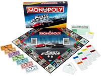Monopoly Fast & Furious | 2-6 Spelers