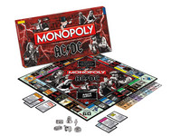 Monopoly AC/DC | 2-6 Spelers