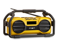 POP@Worksite Radio | DAB+ und Bluetooth