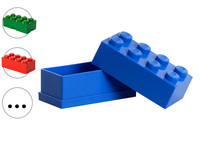LEGO Lunchbox Mini | 8 Noppen