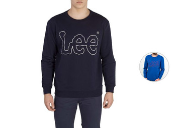 Lee Outline Logo Sweater