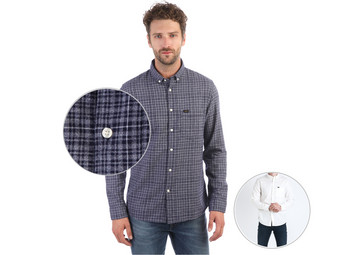 Lee Button Down Overhemd | Heren